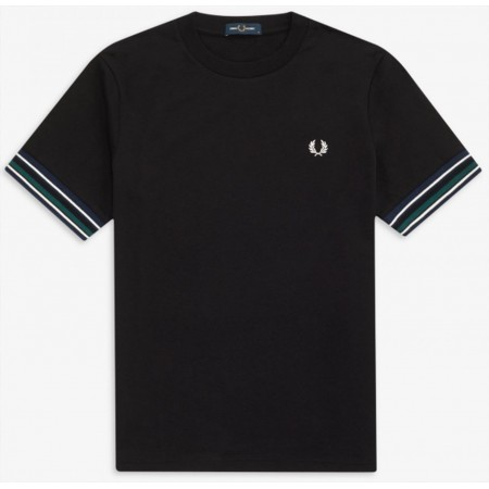 Tee Shirt FRED PERRY à revers