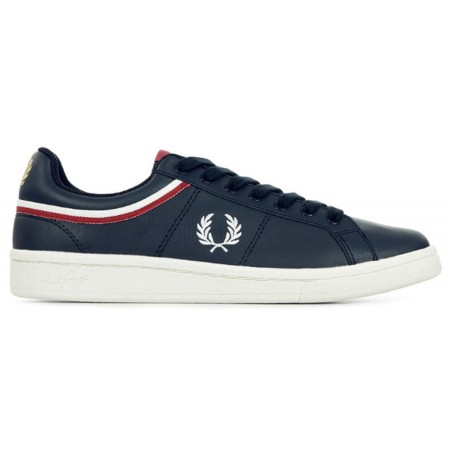 Basket FRED PERRY Cuir