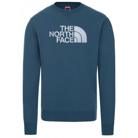 SWEAT DREW PEAK The North Face Bleu