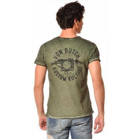 Tee Shirt VON DUTCH col V