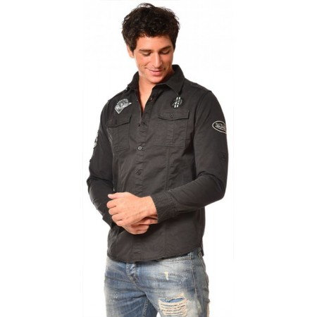 Chemise VON DUTCH Stamp