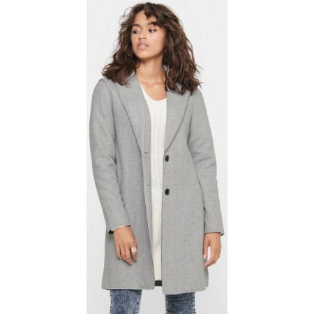 Manteau ONLY Gris