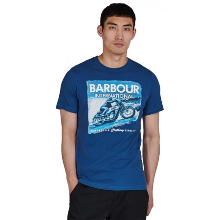 Tee Shirt BARBOUR INTL ARCHIVE...