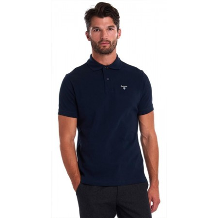 Polo Barbour Tartan Navy