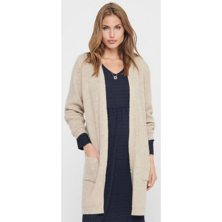CARDIGAN ONLY LONG EN MAILLE