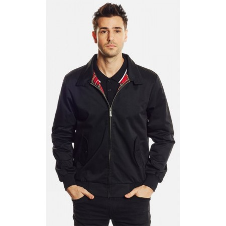 Blouson Harrington Noir Original