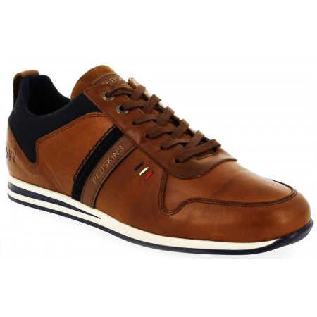SNEAKERS REDSKINS LIVING CUIR
