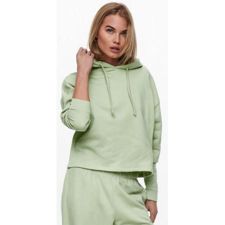 SWEAT CAPUCHE ONLY DESERT SAGE