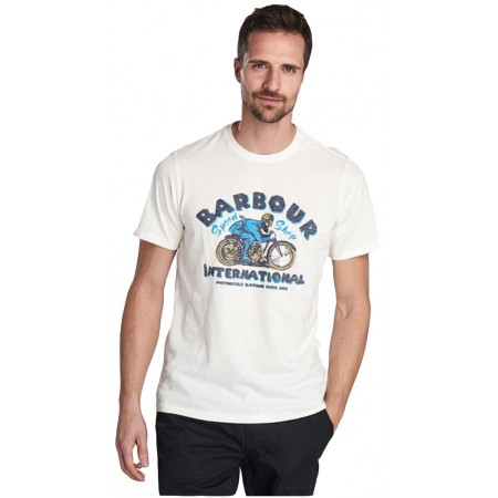 T-SHIRT DEVICE TEE BARBOUR...