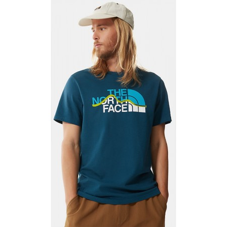 T-SHIRT THE NORTH FACE MOUNTAIN...