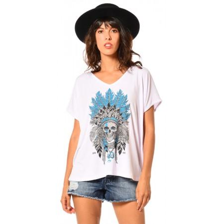 T-Shirt VON DUTCH FLUIDE FEMME...