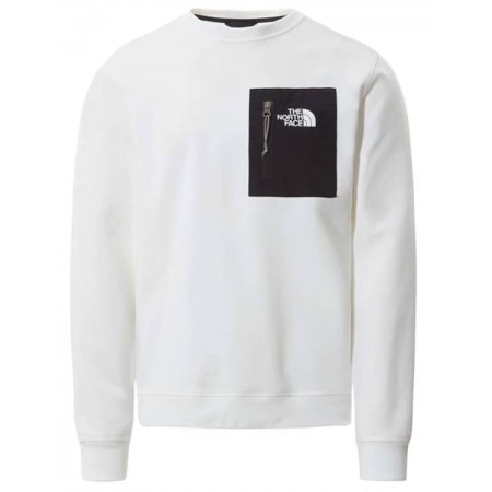 SWEAT THE NORTH FACE TECH WHITE