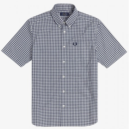 CHEMISETTE FRED PERRY VICHY...