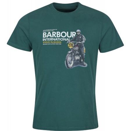 T-SHIRT BARBOUR INTERNATIONAL STEVE