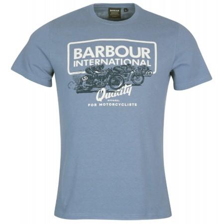 TEE SHIRT BARBOUR INTERNATIONNAL...