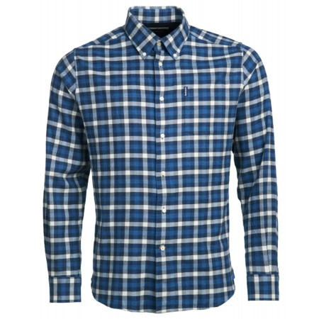 CHEMISE BARBOUR COUNTRY CHECK