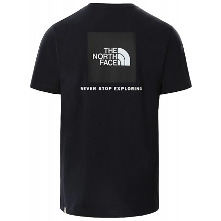 T-SHIRT  THE NORTH FACE RED BOX...