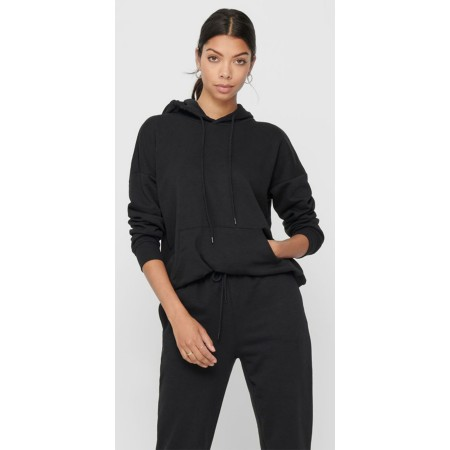 SWEAT CAPUCHE BLACK ONLY
