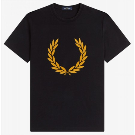 TEE SHIRT FRED PERRY COURONNE DE...