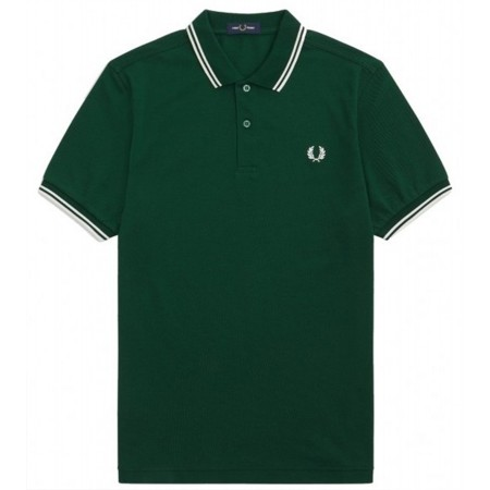 Polo Fred Perry M3600 Vert...