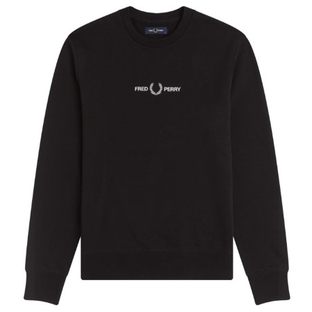 SWEAT BRODE FRED PERRY
