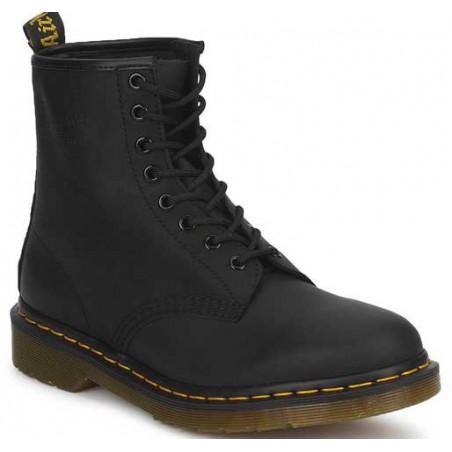 Chaussure Dr Martens 1460z cuir gras noir